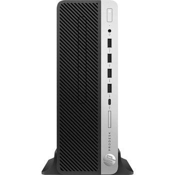 купить HP ProDesk 600 G5 MFF + HP Mini In One 24 monitor Bundle (lntel® Core® i5-8500T, 8taneGB DDR4 RAM, 256GB Intel Op Memory SSD, No ODD, Intel® HD 630 Graphics, USB 3.1 Type-C, DP, WiFi Intel AC 9560+BT.5, wireless HP Business MS&KB, Win10Pro, Black) в Кишинёве