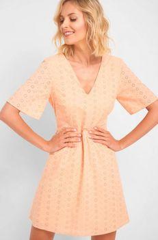 Платье ORSAY Светло коралловый 423032