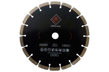 Диск алмазный сегмент Red Square 230 x 22,23 мм