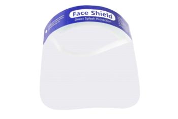 Защитная маска для лица медицинская изоляционная