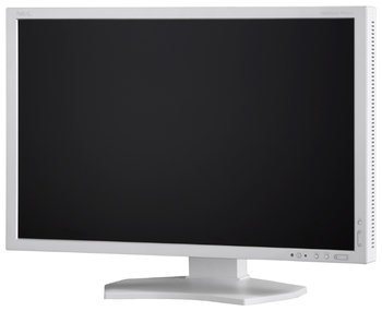 "cumpără ""24.1"""" NEC """"PA242W"""", Black (AH-IPS, 1920x1200, 8ms, 340cd, 1000:1, HDMI, DVI, DP, HAS, Pivot) (24.1"""" AH-IPS : GB-R LED (20kHz), 1920x1200 WUXGA, 0.27mm, 8ms, 340 cd/m², CR 1000:1, 99.3% Adobe RGB Coverage, 1.07 Billion out of 4.3 trillion (8 bit/color + FRC), 178°/178° @C/R>10, 31.5-94 kHz(H)/50-85 Hz(V), DisplayPort + HDMI + DVI-D + Analog D-Sub, USB 2.0 Hub (2 up/3 down) with DisplaySync Pro KVM function, Built-In PSU, HAS 150mm, Tilt: -5°/+30°, Swivel: +/-45°, Pivot, VESA Mount 100x100, Auto brightness with ambient light sensor, 14-bit 3D LUT, Picture-in-Picture & Picture-by-Picture modes, Black)"" în Chișinău"