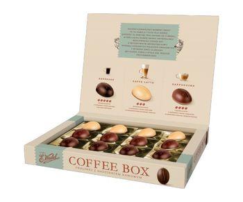 купить Шоколад Wedel Coffee Box, 100г в Кишинёве