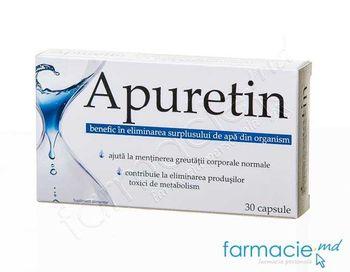 купить Apuretin  caps. N15x2 в Кишинёве
