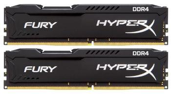 cumpără 32GB (Kit of 2*16GB) DDR4-2400  Kingston HyperX® FURY DDR4, PC19200, CL15, 1.2V în Chișinău