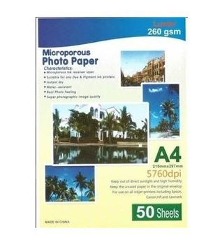 MicroporousPhoto Paper HANDSOME 250g/m2  /A4/  20