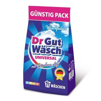 """Порошок для стирки - Universal, """"Dr Gut Wäsch"""" 2,5 kg"""