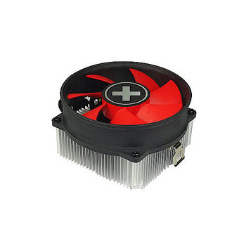 "XILENCE Cooler XC035 ""A250PWM"", Socket AM3/AM3+/FM1/FM2 up to 95W, 92x92x25mm, 1000~2800rpm, <17.8-34dBA, 44.4CFM, 4pin, PWM, Aluminium Heatsink, (45pcs/box)"