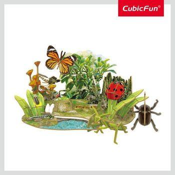 купить CubicFun пазл 3D Insect Superpowers в Кишинёве
