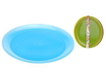 Набор тарелок EH 6шт, 21cm, пластик