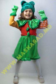 Карнавальный костюм: Лягушка