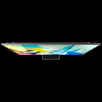 "купить Televizor 50"" LED TV Samsung QE50Q80TAUXUA, Silver в Кишинёве"