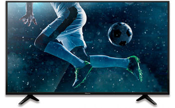 "58"" LED TV Hisense H58A6100, Black"