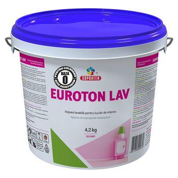 Supraten Краска Euroton Lav B-0 4.2кг