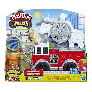 """Игровой набор Play-Doh """"Пожарная машина"""", код 43488"""