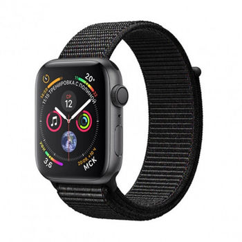 cumpără Apple Watch Series 4 40mm Space Gray MU672 în Chișinău