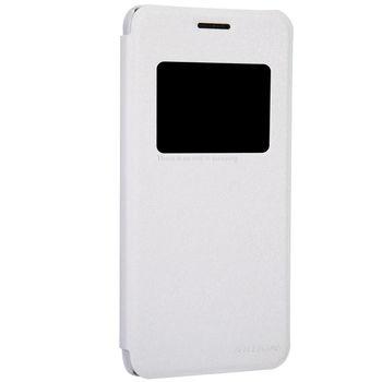 "Чехол для Asus Zenfone 5 ""Nillkin Sparkle Case"" Белый"