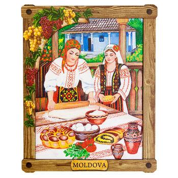 купить Картина - Молдова этно 6 в Кишинёве