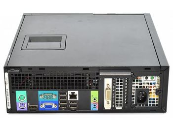 купить DELL 790 DESKTOP I5-2400 (QuadCore up to 3,3Ghz),  4 GB DDR3,HDD 250 GB, DVD , no OS в Кишинёве
