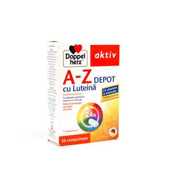 cumpără Doppelherz  A-Z retard cu luteina comp. N30 în Chișinău