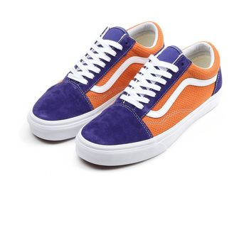 Кеды VANS Фиолетовый/Оранжевый vn0a4u3bwtj1