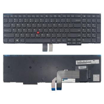 Keyboard Lenovo T540 W540 E531 E540 L540 T550 W550 W541 w/trackpoint ENG/RU Black