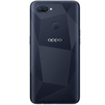 "Смартфон 6.22"" OPPO A12 EU 32GB Black 3GB RAM, Mediatek Helio P35 MT6765 Octa-core, PowerVR GE8320, DualSIM, 6.22"" 720x1520 IPS 270 ppi, DualCam 13MP&2MP, front 5MP, LED flash, 4230mAh,WiFi, BT5.0, LTE, Android 9.0 (ColorOS 6.1)"