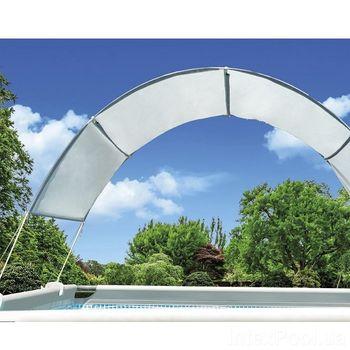 купить Intex Солнечный Навес для бассейнов в Кишинёве