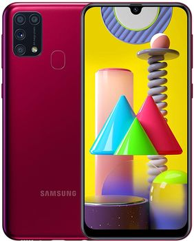 купить Samsung Galaxy M31 2020 6/128Gb Duos (SM-M315), Red в Кишинёве