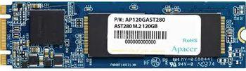 cumpără Solid-State Drive .M.2 SATA SSD  120GB Apacer AST280 în Chișinău