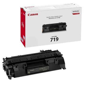 Laser Cartridge Canon 719 (HP CE505A), black (2100 pages) for LBP-6310dn/6670dn/6680x/6300dn/6650dn, MF5840dn/5880dn