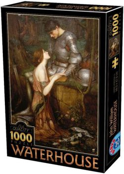 Пазл 1000 John William Waterhouse, код 41349