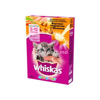 купить Whiskas для котят 350 gr в Кишинёве