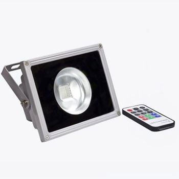 Panlight Светодиодный прожектор PL-FL20W RGB 20Вт
