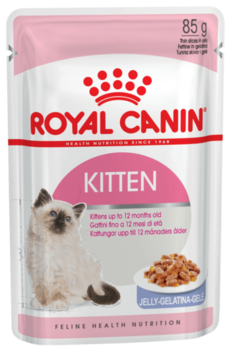 купить Royal Canin KITTEN INSTINCTIVE (В ЖЕЛЕ) 85 gr в Кишинёве