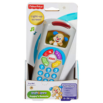 Умный пульт (рум.) Fisher-Price, код DLM11