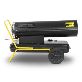 Обогреватель на жидком топливе с прямым сгоранием TROTEC IDX 30 D