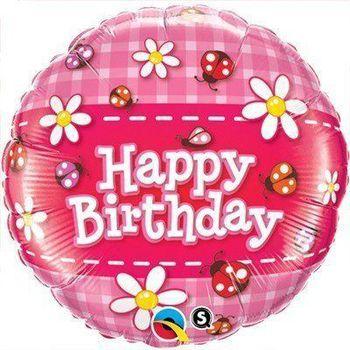 купить Happy Birthday - Розовое в Кишинёве