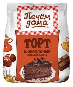 """Набор для выпечки """"Шоколадный Торт"""" 330 г"""