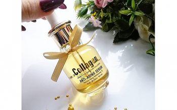 купить Сыворотка для лица Wokali Collagen Anti-aging serum 40мл в Кишинёве