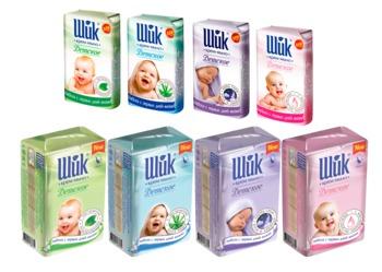 cumpără Crema-sapun ШИК 350g(eco-pack up-ka pentru 5pcs*70g ) cu crema pentru copii în Chișinău