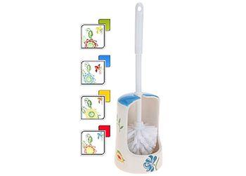 Щетка-ерш для WC с керамической подставкой
