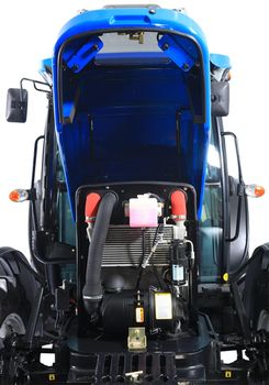 купить Трактор Solis S75 (75 л. с., 4х4)  для обработки полей в Кишинёве