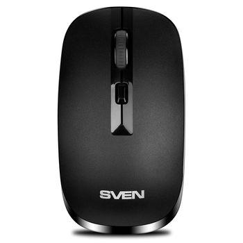 Wireless Mouse Sven RX-260W, Black
