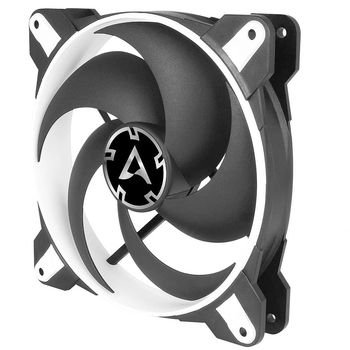 Case/CPU FAN Arctic BioniX P140 White, Pressure-optimised Gaming Fan with PWM PST, 140x140x28 mm, 4-Pin-Connector + 4-Pin-Socket, 200-1950rpm, Noise 0.45 Sone, 77.6 CFM / 131.92 m3/h (ACFAN00128A)