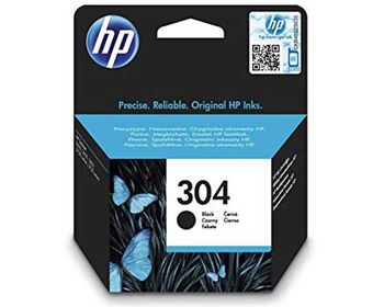 HP 304 Black Cartridge