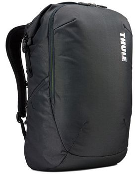 "15.6"" NB Backpack - THULE Subterra 34L, Dark Shadow, Safe-zone, 800D nylon, Dimensions: 23 x 31 x 52 cm, Weight 1,25 kg, Volume 34L"