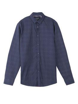 Рубашка TOP SECRET Темно синий skl2697