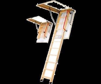 Лестница чердачная Komfort LWK 325 Fakro 70 x 130 см