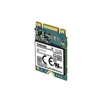 128GB SSD NVMe M.2 Type 2230 Toshiba BG3 KBG30ZMS128G, Read 1310MB/s, Write 470MB/s (solid state drive intern SSD/внутрений высокоскоростной накопитель SSD)
