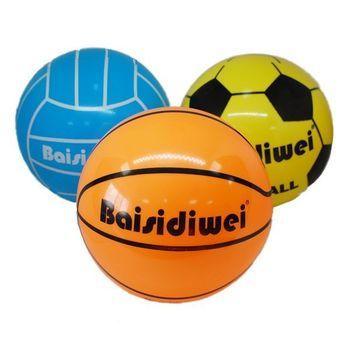 купить Мячик резиновый SPORTS/SPLASH 16cm. (2707) в Кишинёве